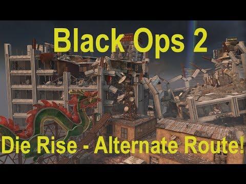 Die Rise - Alterante Route