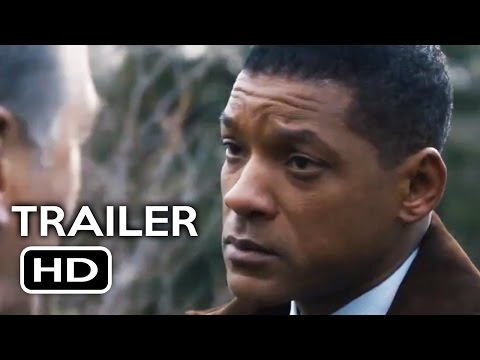 Concussion Official Trailer 1 2015 Will Smith Drama Movie HD