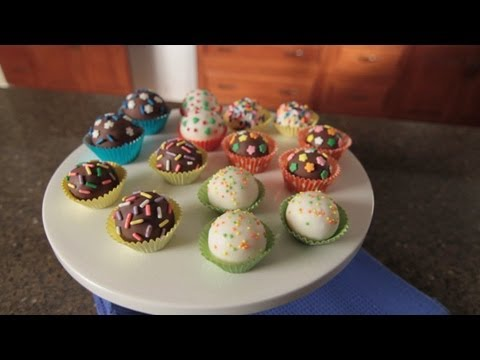 How to Make Cake Bites with Betty Crocker