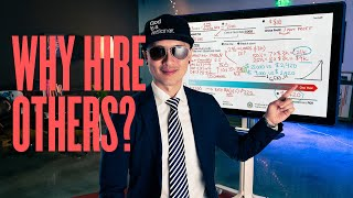 Should You Hire Others? One thing rich people do that poor people don't –Whiteboard Session