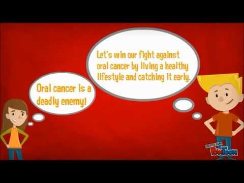 Early Oral Cancer Detection by Mouth Self Examination