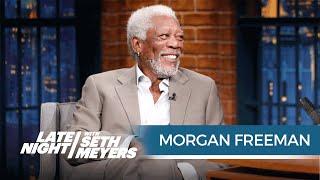 Morgan Freeman Looks Back on The Shawshank Redemption