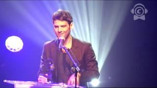 """נועם חורב מקבל את פרס אקו""""ם לעידוד פרסום היצירה 2012"""