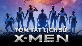 X-MEN: Tóm tắt dòng thời gian