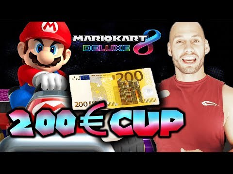 200€ MARIO KART TURNIER - ES WAR KNAPP! - Flying Uwe