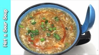 Chicken Hot n Sour Soup || Winter Special Chicken Hot n Sour Soup