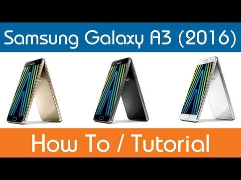 How To Change Ringtone - Samsung Galaxy A3