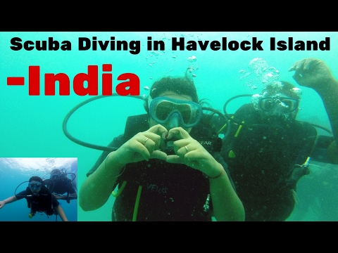 Scuba Diving in Andaman/ Scuba Diving in Havelock Island/  Havelock Island, India