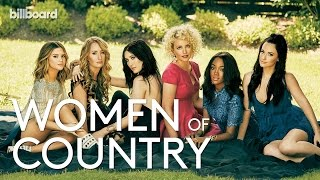 Women of Country Music: Kacey Musgraves, Mickey Guyton, & More | Billboard Roundtable