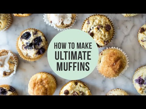 How to Make ULTIMATE Muffins | Endless Flavors!