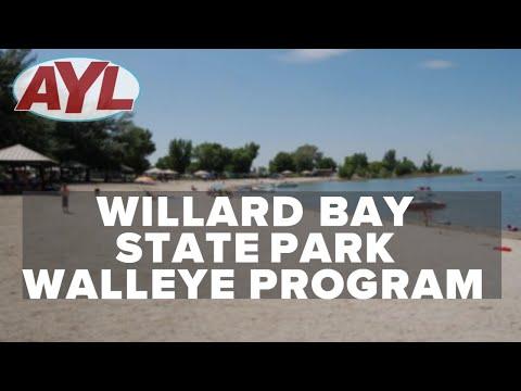 Willard Bay Walleye Program 2018 - Utah Fishing