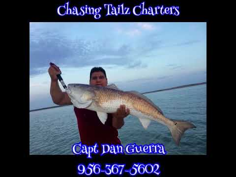 Chasing Tailz Charters with Capt Dan Guerra