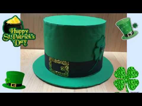St Patrick's Day hat / leprechaun's  Hat.  Sombrero del dia de San Patricio