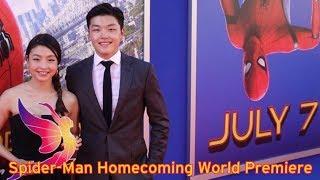 Spider-Man Homecoming World Premiere w/LA 2024!!!
