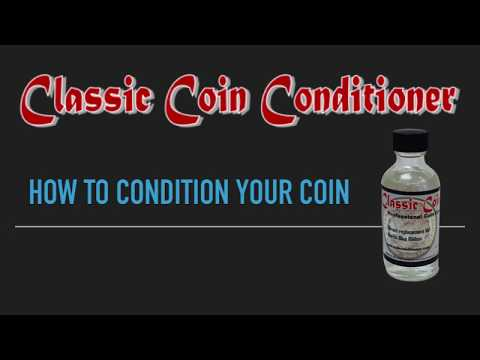 How to properly clean your coins