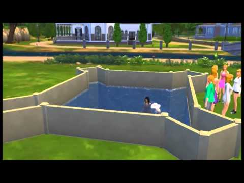 The Sims 4: Death by Drowning