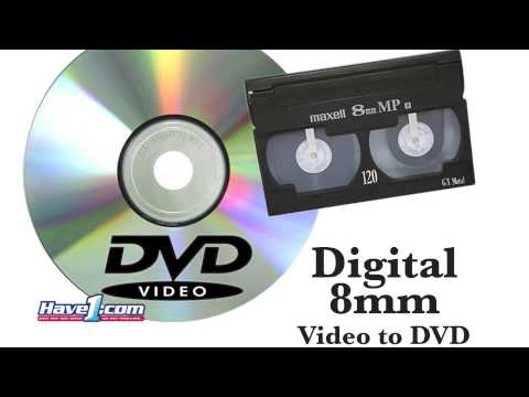 VHS To DVD - Ontario, Canada by HAVE1.COM