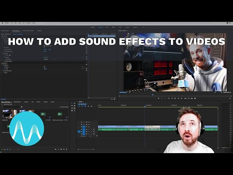 How to Add Sound Effects to Videos