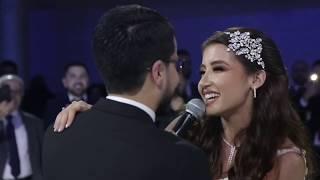 Singing to my husband on our wedding night - Mnel Yawm - Nancy Ajram من اليوم - نانسي عجرم