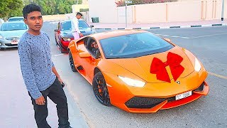 Meet the 17 Year Old Who Drives a Lamborghini *RICH KIDS OF INDIA* !!!
