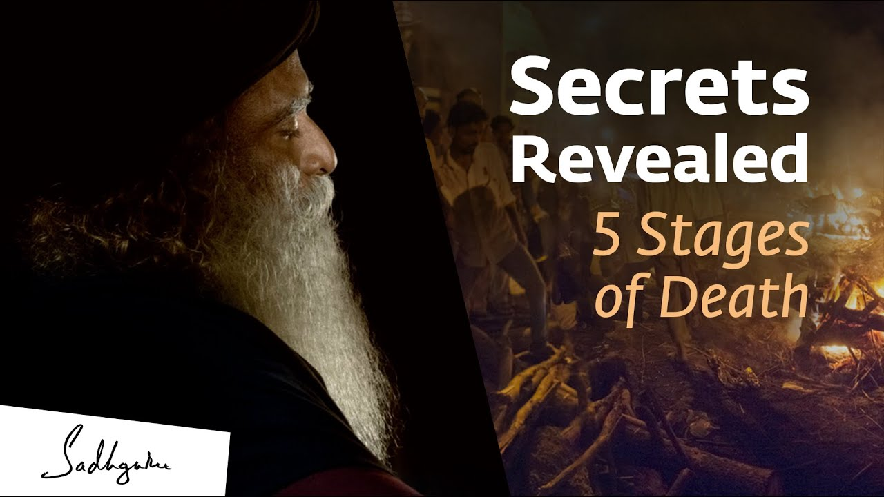 Secrets Revealed : 5 Stages of Death