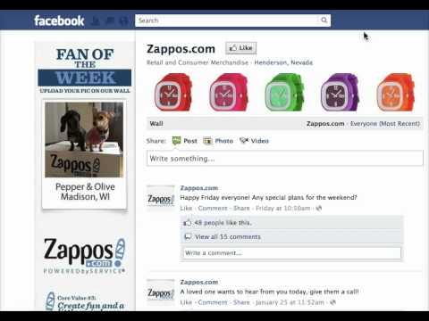 How to Create a Facebook Page Photo Strip