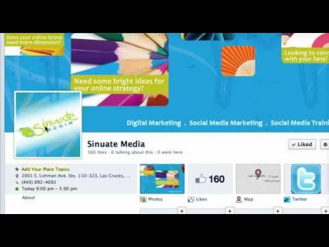 How to Change the Size of Your Profile Photo on Your Facebook Business Page