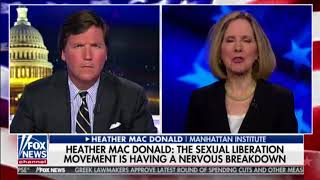 Tucker Carlson And Guest: #MeToo Movement Is Leading To Destruction Of All Men