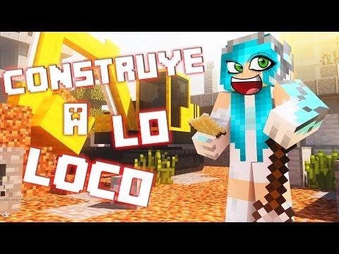 UNA GAMEBOY TOCHA! | Minecraft Build Battle con Blessur