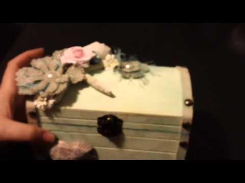 Jonathan's Treasure Box
