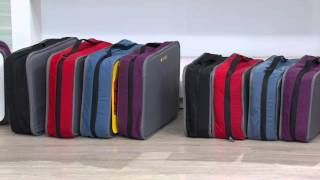"""Biaggi Zip Sak 27"""" Foldable Luggage by Lori Greiner with Pat James-Dementri"""