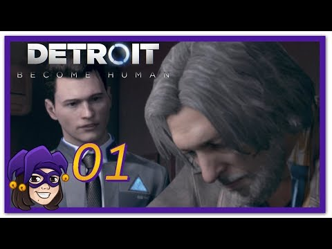 Lowco Plays Detroit: Become Human (Part 1)