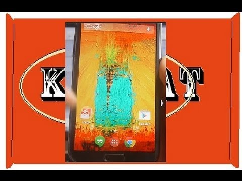 Galaxy Note 2: 4.3 Jelly Bean with Kit-Kat 4.4 Features