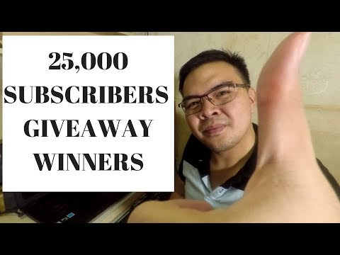 25K SUBSCRIBERS and CHRISTMAS GIVEAWAY + LIVE Q&A About Online Jobs