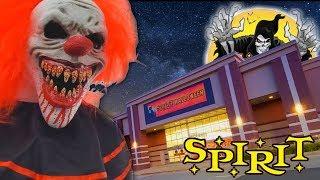 Download SPIRIT HALLOWEEN 2019 inside ABANDONED BED BATH & BEYOND Wadsworth Ohio Video