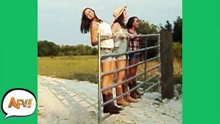 GATE Limit REACHED! 😂  | Funny Fails | AFV 2020