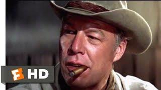 Guns of the Magnificent Seven (1969) - A Friendly Game of Cards Scene (5/9) | Movieclips