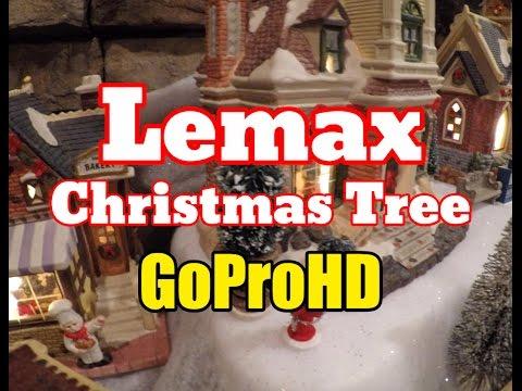 Lemax Christmas Tree New (GoPro HD) - Christmas Village Trees