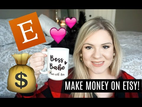 Tips on how to open a SUCCESSFUL ETSY shop!!!