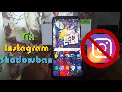 Fix Instagram Shadowban-6 Solutions