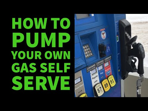 How To Pump Your Own Gas Oregon Self Serve