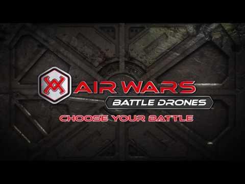 Air Wars Battle Drones: Choose Your Battle – START HERE!