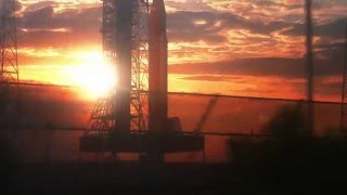 Space Launch System Scale and Power (Animation)