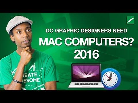 Do You Need a Mac as a Graphic Designer in 2016?