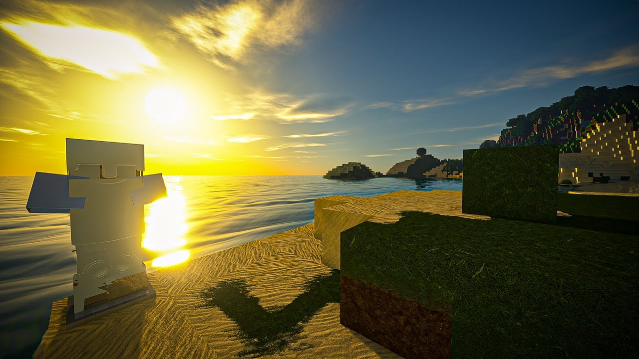 Pushing Minecraft to Its Limits