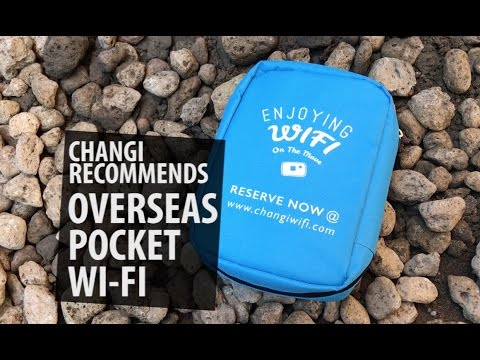 Changi Overseas Pocket Wi-fi for Boracay, Philippines   bekpackr