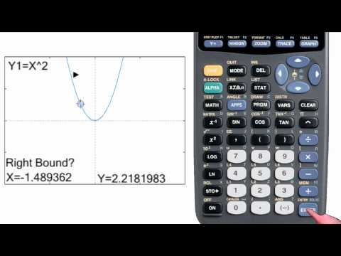 Using the TI-83/84: 7.1 - More Zooming, Finding Relative Extrema, Zeros, and Intersections