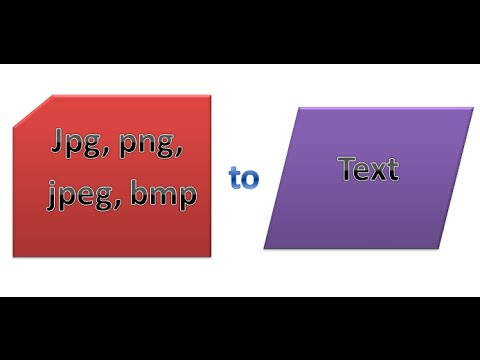 how to convert bangla jpg file to bangla text and any other language jpg to text. 2016