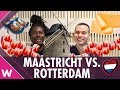 Eurovision 2020 Maastricht Or Rotterdam As Host City