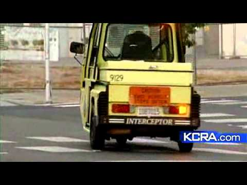 Parking Enforcement Officer Punched Over Ticket